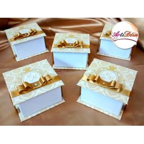Caixa Convite Box Padrinho Lembrança Casamento 12 X S/ Juros