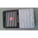 Celular Motorola Ex 119 Com Defeito