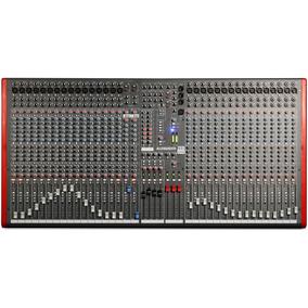 Allen & Heath Zed 436 Consola 32 Canales Mixer Sonido Envio