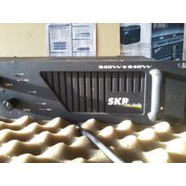Potencia Amplificador Skp Max 700w Permuto Envio Tarjeta!