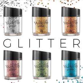 Glitter Vult Sombra Brilho Unidade Escolha Sua Cor