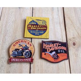 Harley Davidson Ímãs De Geladeira