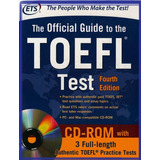 The Official Guide To The Toefl Test, 4ª Ed + Cd