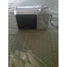 Cámara Sony Dsc-s650