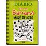 Diário De Um Banana - V8 ( Maré De Azar ) Capa Dura