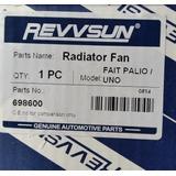 Electro Ventilador Palio Fiat Uno Modelo Nuevo 698600 Tienda