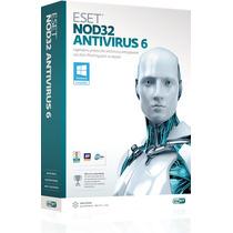 Nueva Versión Eset Nod32 Antivirus 8 Original No Trucho