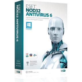 Nueva Versión Eset Nod32 Antivirus 10 Original No Trucho