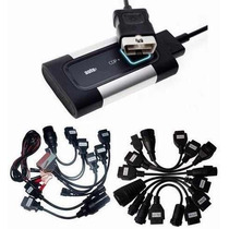 Scanner Automotivo Autocom Cdp+20 Cabos Incluso Cabo Cummins