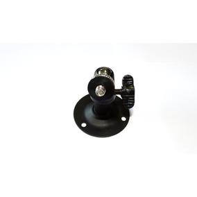 Suporte Parede Mini Camera Cabeça Giratória 360 Graus