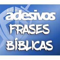 Adesivo Frase Bíblica Deus É Fiel Jesus