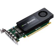 Quadro Nvidia K1200 Low Profile 4gb Ddr5 128bit 512 Cud