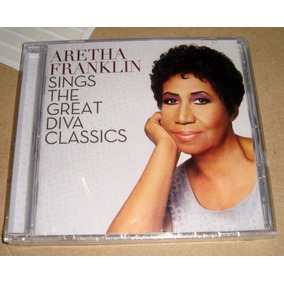 Aretha Franklin Sings The Great Diva Classics Cd Sellado