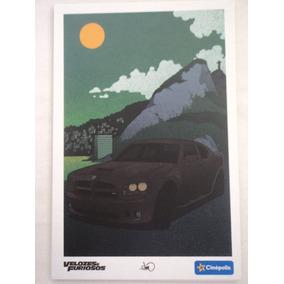 Cartão:velozes E Furiosos:cinépolis:promocional#2
