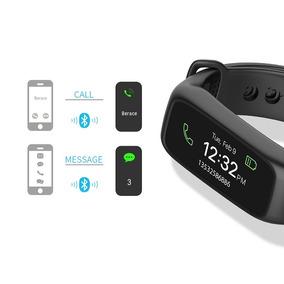 Relógio Monitor Cardíaco Exercício Caloria Distância Alarme