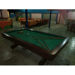 Mesa De Pool Profesional En Buenas Condiciones Negociable