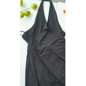 Hermoso Vestido Casual Color Negro