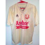 Camiseta De Universidad De Lima 1996 Talle M Calvo