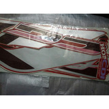 Kit Calcos Honda Cg 125 Today Mod.92c/bordo Plata Paredes