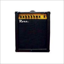 Ross B35, Amplificador Para Bajo, 35w, Parlante 10