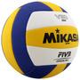 Bola Volei Oficial E Original Mikasa Voley Praia Quadra Fivb