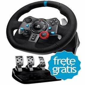 Volante Logitech G29 Driving Force Ps3/ps4/pc Pronta Entrega