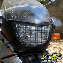 Protetor De Farol Principal Preto Motopoint Gs 650 G - Bmw