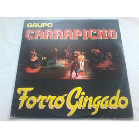 Lp - Grupo Carrapicho - Forró Gingado - 1987