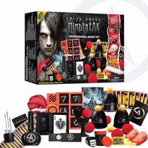 Kit De Magia Criss Angel Profesional 400 Trucos