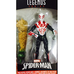 Spiderman 2099 Marvel Legends Baf Sandman