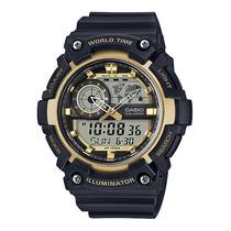 Reloj Digital Casio Aeq-200w-9av