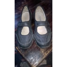 Zapatos De Niña Paddock Nº 35 Negros