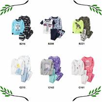 Pack De Pijamas Niñas Carters X2 Importados Usa - Koaki
