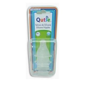 Tetinas Cuello Angosto 3-6m Qutie Qtp-99023