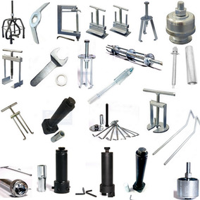 Kit Ferramentas Para Lavadoras De Todas As Marcas Reforçadas
