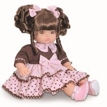 Brinquedo Para Meninas 3 Anos Criança Infantil Boneca Addara