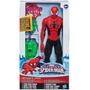 Hombre Araña Hasbro Mochila Ataque Titan Hero 30 Cm