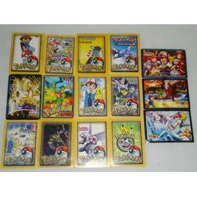 15 Cards Games Pokémon Antigos * Veja Fotos
