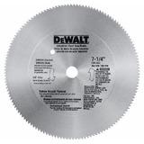 Disco Sierra Circular Dewalt Plastico Melamina 7 1/4 140d