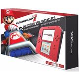Nintendo 2ds Wifi + Camara + 4gb + Juego Mario Kart 7