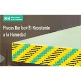 Placa Yeso Verde Antihumedad - Acon Materiales