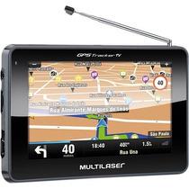 Gps Automotivo Tracker Iii Tela 4,3 Com Tv Digital Radio Fm