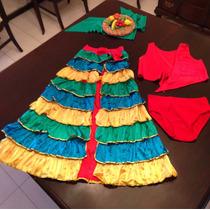 Disfraz De Carmen Miranda
