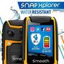 Telefono Smooth Snap Xplorer Contra Agua...!!! 2 X 220