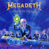 Megadeth Rust In Peace Cd Remastered Nuevo En Stock