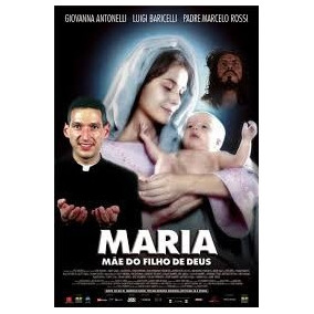 Maria Mãe Filho De Deus -padre Marcelo Rossi Lacrado Vhs