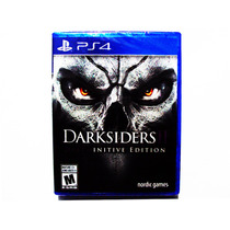 Darksiders Ii Deathinitive Edition Nuevo Ps4 - Playstation 4