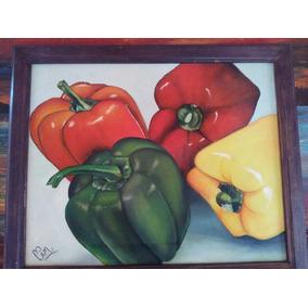 Cuadro Pintura Artista C. Kamlovsky.