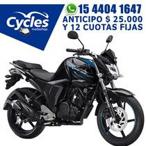 Yamaha Fz 16 Fi S Fz16 Financiala 100% Sólo Con Tu Dni