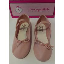 Zapatillas Miguelito Ballet Split